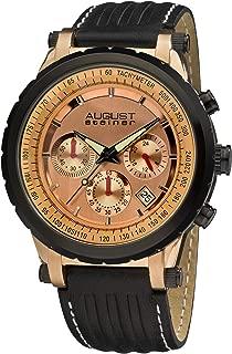 Men's ASA814RG Swiss Quartz Sport Chronograph Date Watch