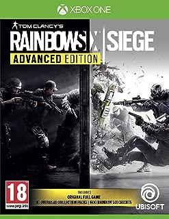 Tom Clancy's Rainbow Six Siege Advanced Edition (Xbox One) UK IMPORT REGION FREE