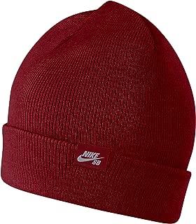 Nike SB Utility Cuffed Beanie (Team Red, Unisex, One Size)
