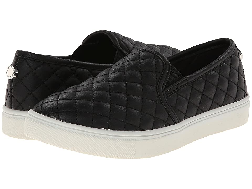 Steve Madden Kids J-Ecntrcq (Little Kid/Big Kid) (Black) Girl