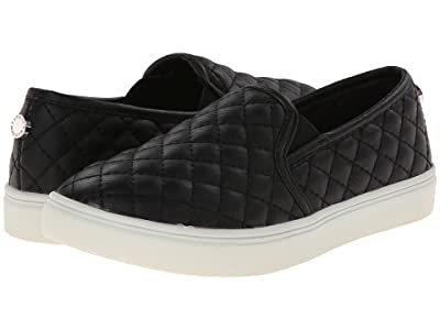 Steve Madden Kids Ecentrcq (Little Kid/Big Kid) (Black) Girl