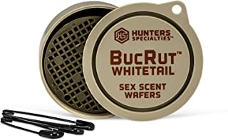 Hunters Specialties Bucrut Whitetail Scent Wafers