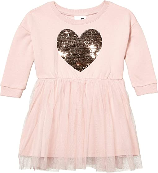 Dusty Pink/Heart