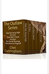 The Outlaw Series - Western Boxed Set Kindle Edition