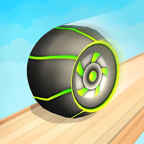 Going Roll Ball - Rolling Sky Ball