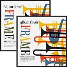 Americanflat 2 Pack Album Frame - Display Album Covers 12.5