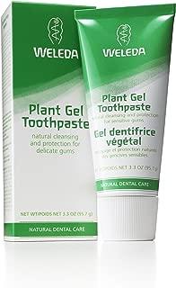 Weleda Plant Gel Toothpaste, 2.5-Fluid Ounce (Pack of 2)