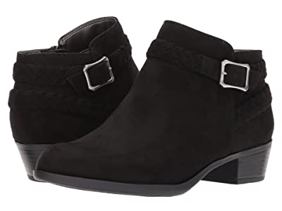 LifeStride Adriana (Black Micro) Women