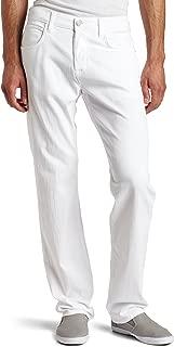 HUDSON Men's Byron Straight-Leg Jean in White