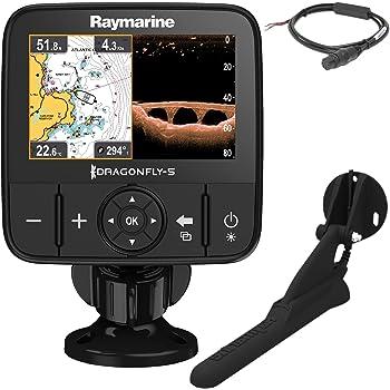 Raymarine Dragonfly 7PRO Sonda Plotter sin Cartografia Resistencia ...