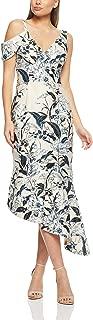 Cooper St Women's Vanilla Asymmetric Midi Dress