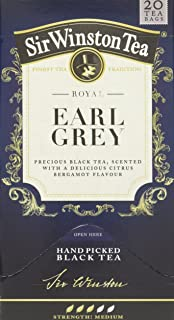 SIR WINSTON Royal Earl Grey RFA, 5er Pack 5 x 40 g
