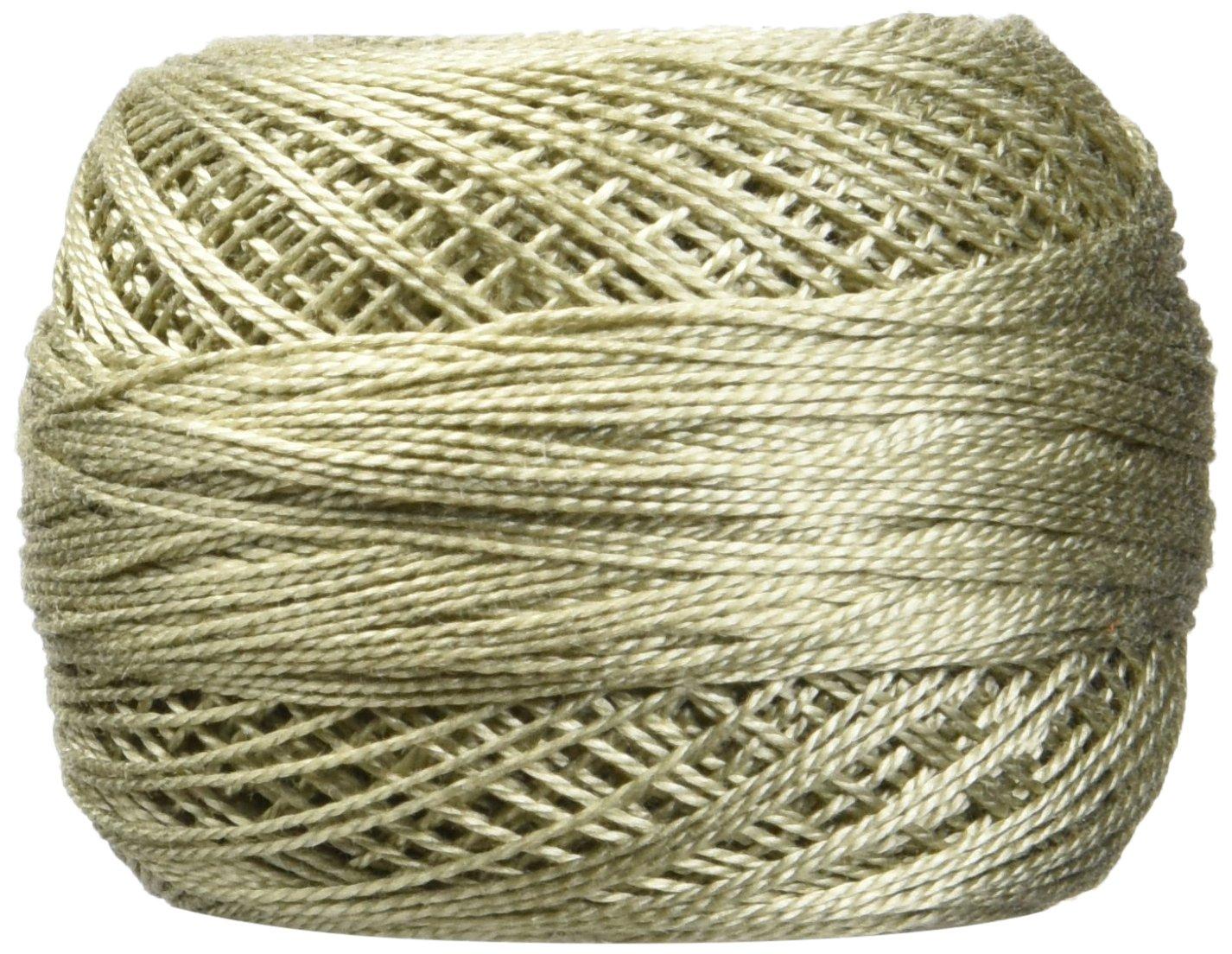 DMC 116 12-642 - Bolas de Hilo de algodón Perlado, Color Beige ...