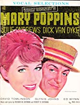 Vocal Selections From Walt Disney's Mary Poppins [Songbook]