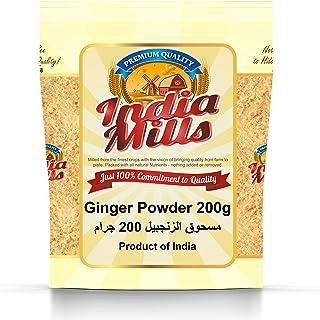 INDIA MILLS Ginger Powder, 200 gm