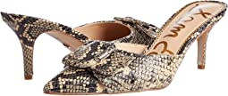 Desert Multi Exotic Snake Print Leather