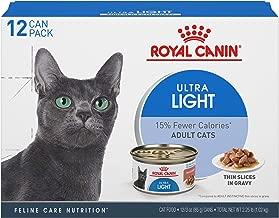 Royal Canin Feline Care Nutrition Ultra Light Canned Cat Food