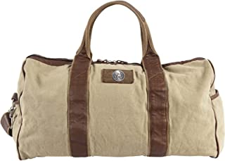 Canyon Outback 21-inch Duffel Bag-Alabama Crimson Tide, Alabama Crimson Tide (Beige) - SC301D-University of Alabama