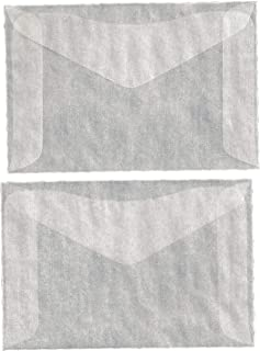 1,000 #4 Glassine Envelopes -- 3 1/4 X 4 7/8 INCHES