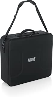 Gator Cases Lightweight Case for Flat Screen Monitors with Cable Storage and Removable Shoulder Strap (G-MONITOR2-GO22)