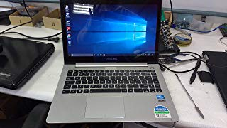 Notebook asus s400c 4gb 500 Touch screen