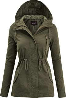 utility jacket army green