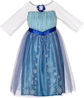 elsa dress up clothes