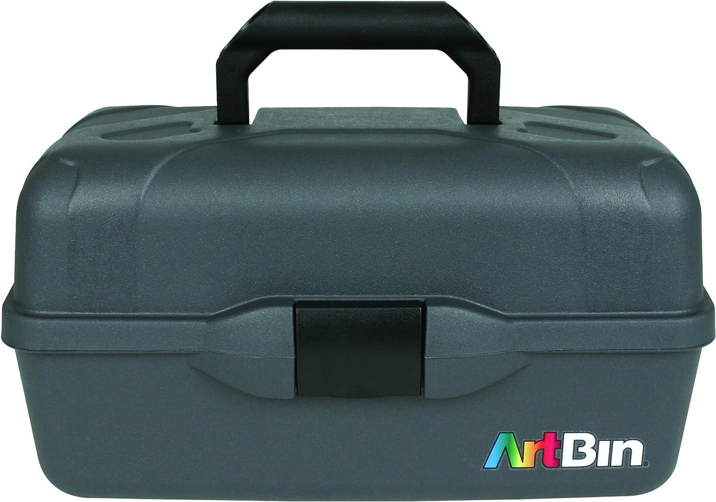 ArtBin Essentials-3 Tray Box- Fashion Black 8737 Storage Art Box SEAL limited product Supply