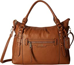 Everly Top Zip Tote