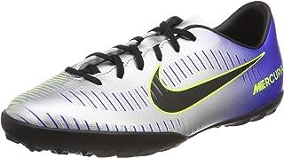 Nike Junior Neymar MercurialX Victory VI Turf Shoes [Racer Blue] (3.5Y)