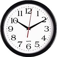 kitchen battery wall clocks