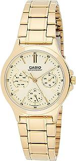 Casio LTP-V300G-9A For Women-Analog, Dress Watch