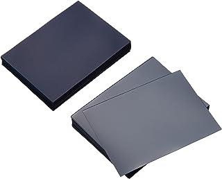 KMC Full Size Hyper Matte Sleeves (80-Pack), Blue, Standard Size, Fits MtG, Weiss, Pokemon