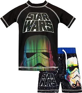 Star Wars Bañador de Dos Piezas para niño La Guerra de Las Galaxias
