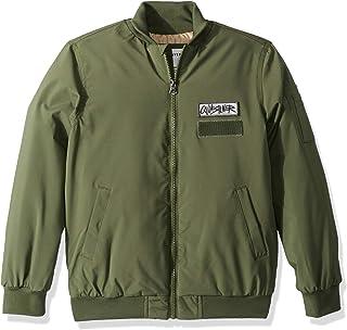 Quiksilver Boys Mankai Sun Youth Thyme Jacket Size M-12