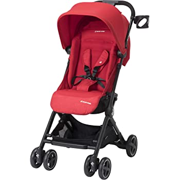 Maxi-Cosi Lara Lightweight Ultra Compact Stroller, Nomad Red, One Size (CV364ETZ)
