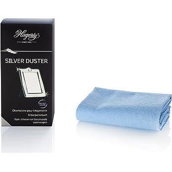 stagno e acciaio Hagerty Silver Foam Crema per la pulizia e la cura di argento il miglior detersivo per argento con spugna metallo argentato ideale per la pulizia di docce Aquadea 3 confezioni da 185 g