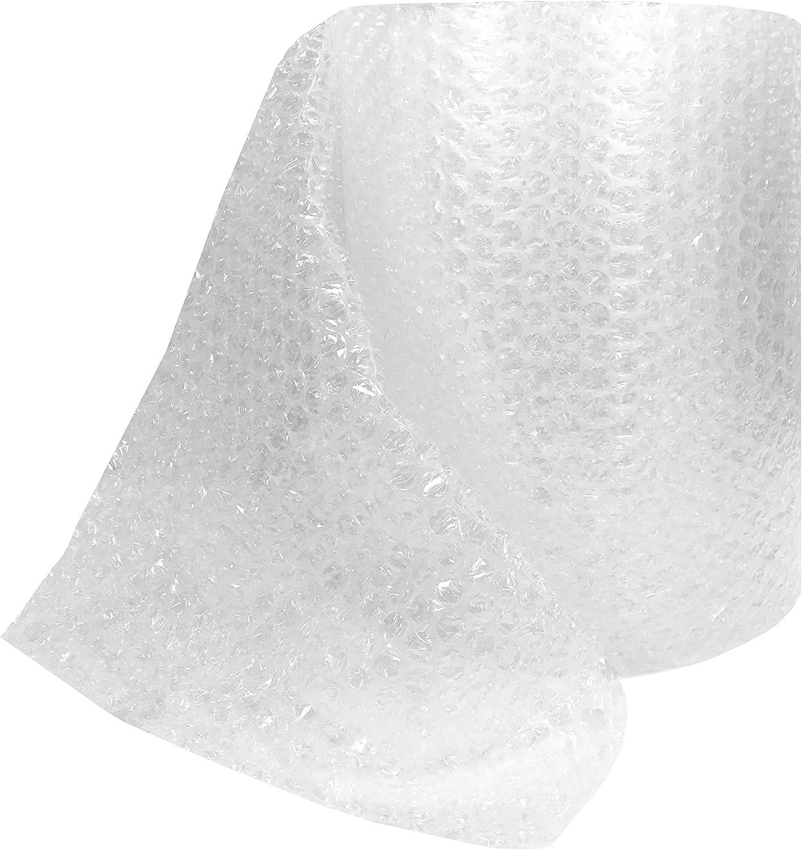 """5//16/"""" Medium Sized Bubbles StarBoxes Medium Bubble 24/"""" Wide x 400/' Wrap"""