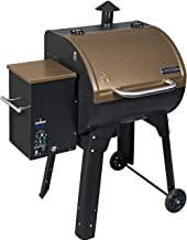 Camp Chef SmokePro XT Wood Pellet Grill Smoker, Bronze (PG24XTB)