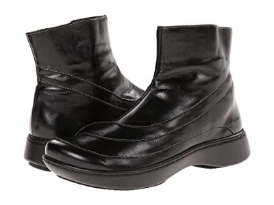 Naot Tellin (Black Madras Leather) Women