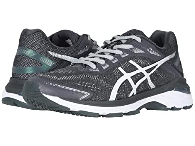 ASICS GT-2000(r) 7 (Dark Grey White) Women
