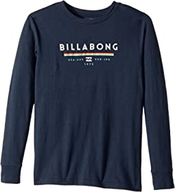 Billabong Kids Unity Long Sleeve T-Shirt (Toddler/Little Kids)