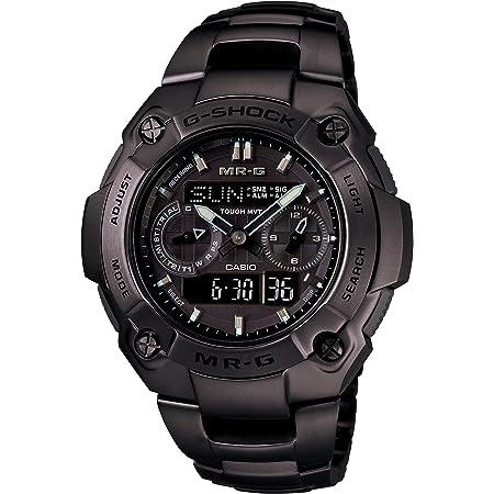 [カシオ] 腕時計 ジーショック MR-G 電波ソーラー MRG-7700B-1BJF ブラック
