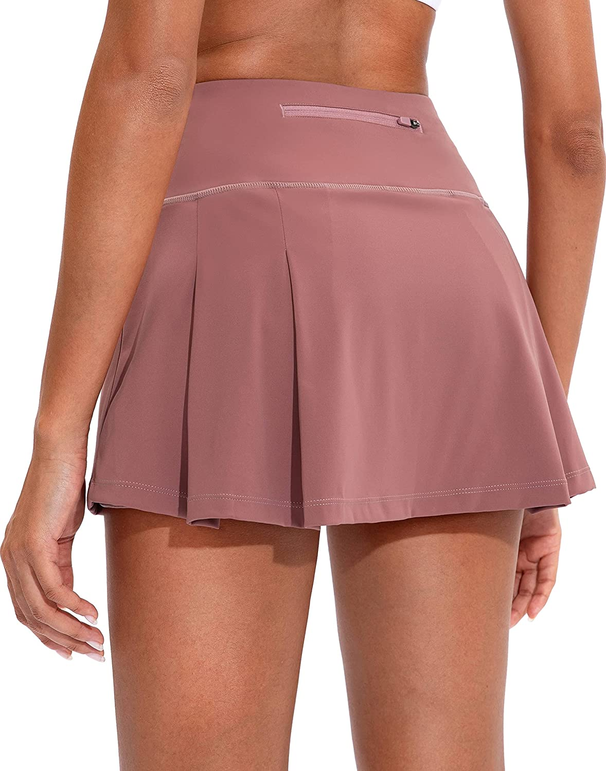 Soothfeel Pleated Tennis Skirt Ranking TOP13 Ranking TOP12 for with Pockets Hi Women Women's