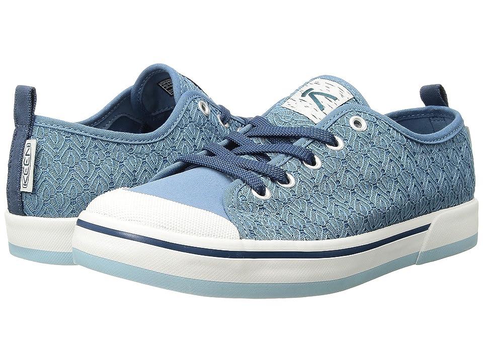 Keen Elsa Crochet (Provincial Blue/Sterling Blue) Women