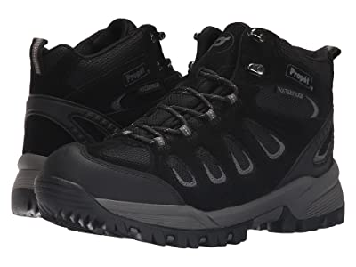 Propet Ridge Walker (Black) Men