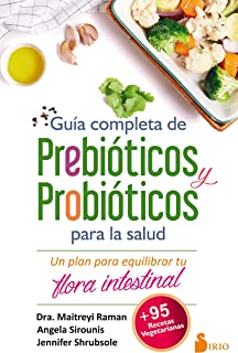 Amazon.es: probioticos y prebioticos