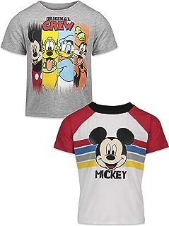 Disney X Little Brother Goofy Shirt Set