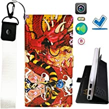 Case for Blu Studio View Xl Cover Flip PU Leather + Silicone case Fixed LHD USHYJ