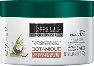 TRESemmé Expert Selection Hydrating Mask, Botanique Nourish and Replenish, 9.17 oz